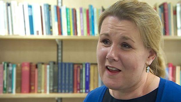 Susan Worrall afirmou que a universidade quer exibir a descoberta para o público
