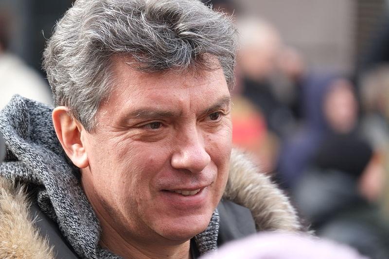 Boris Nemtsov, principal opositor do presidente russo Vladiimr Putin