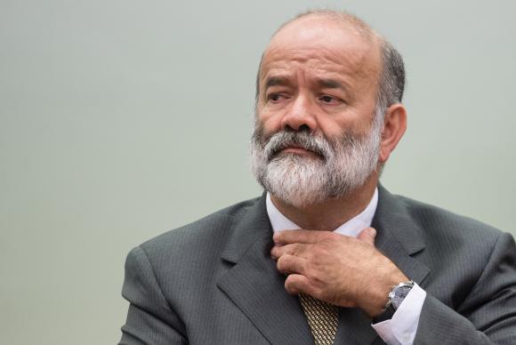 João Vaccari Neto, então tesoureiro do PT, foi preso na última semana na Operação Lava Jato