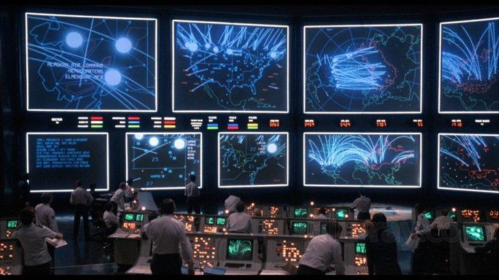 """""""War Games"""", 1983"""