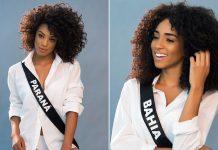 Raissa Santana, Miss Paraná 2016, e Victoria Esteves, Miss Bahia 2016