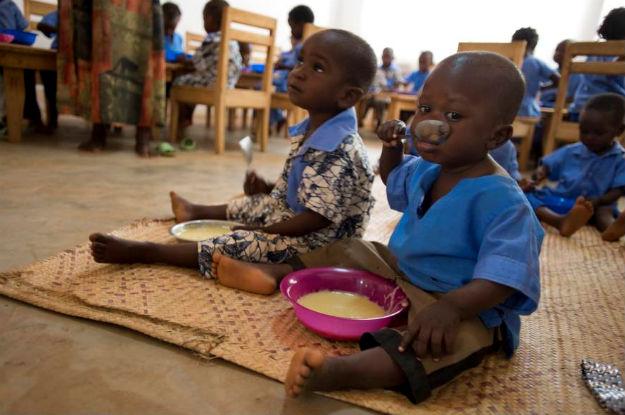 A iniciativa Fome Zero foi anunciada pelo secretário-geral das Nações Unidas, Ban Ki-moon, em 2012.