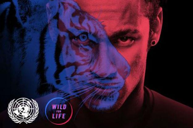 Neymar Wild For Life