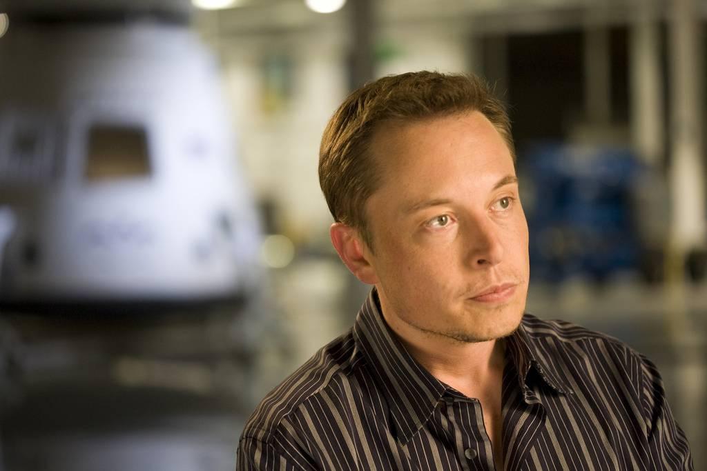 Elon Musk, o bilionário visionário fundador do PayPal, Tesla e SpaceX