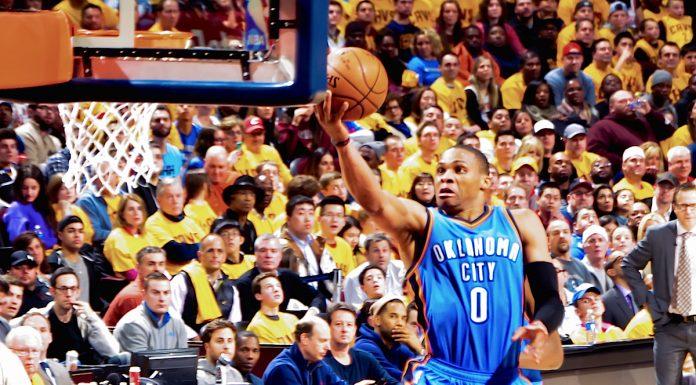 90fca594c50d0 Noite histórica na NBA com triplo-triplo e 51 pontos de Westbrook