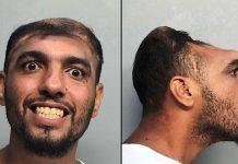 """Carlos Rodriguez, de 31 anos, aka """"Metadinha"""""""
