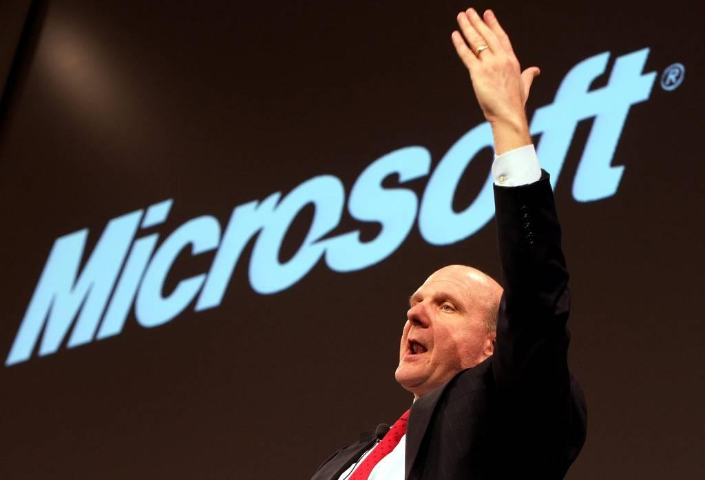 Steve Ballmer, antigo CEO da Microsoft