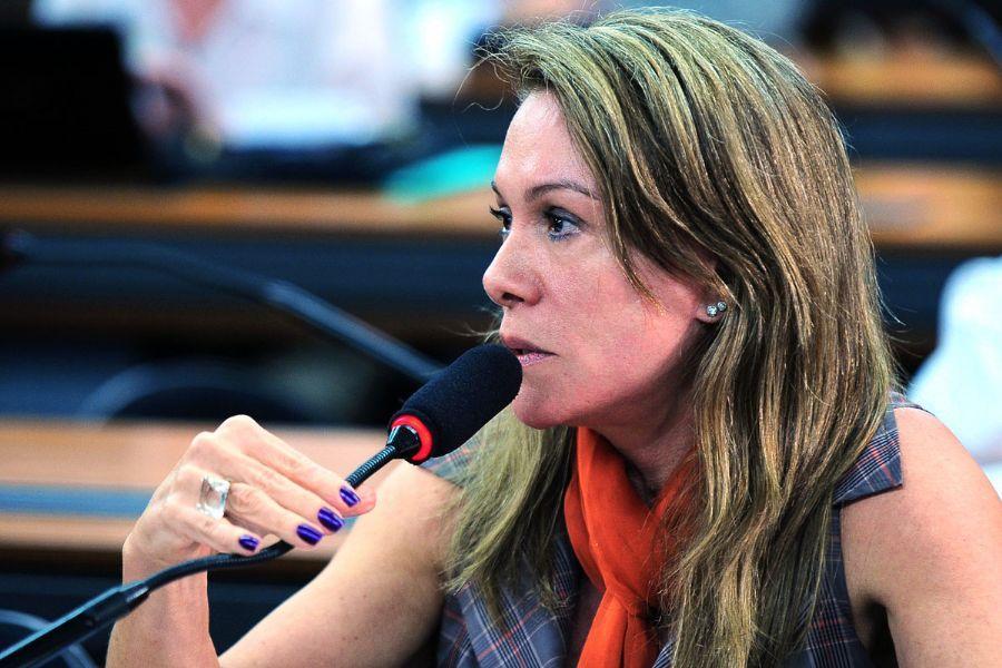 Teresa Surita (PMDB) foi a única mulher eleita no primeiro turno, para a Prefeitura de Boa Vista