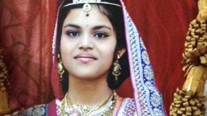 Muitas pessoas usaram redes sociais para criticar jejum que levou a jovem Aradhana Samdariya à morte