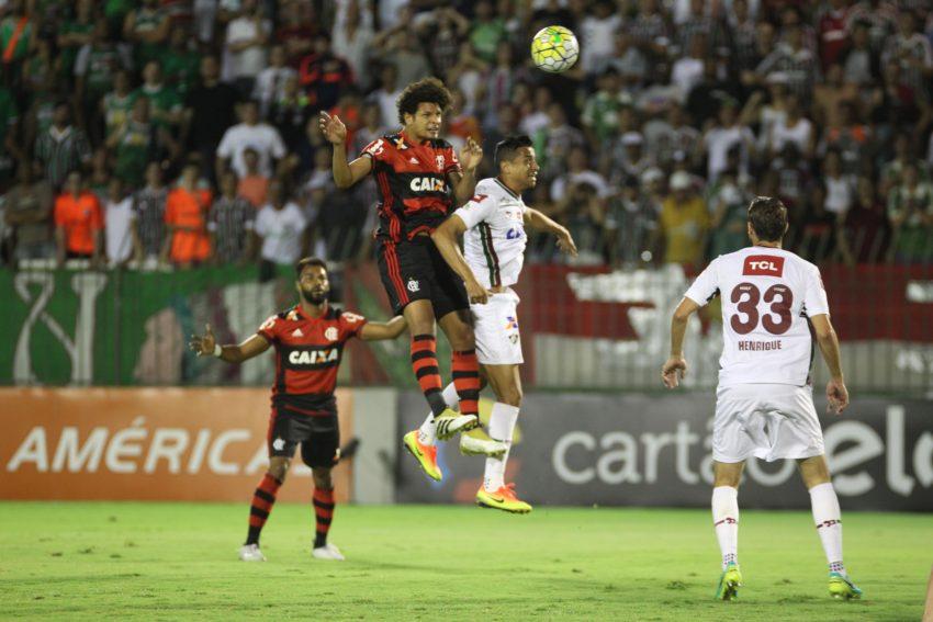 Campeonato Brasileiro 2016: Fluminense x Flamengo