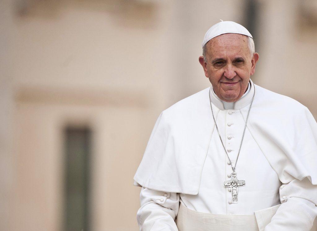 O papa Francisco