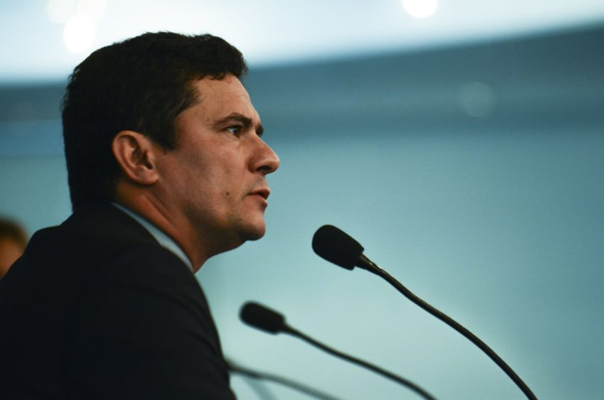 O juiz Sérgio Moro, da 13ª Vara Federal de Curitiba