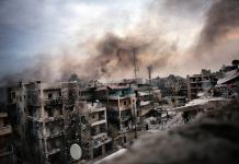 Aleppo, Síria: Hell on Earth by Maysun