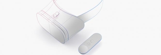 Concept do Daydream VR