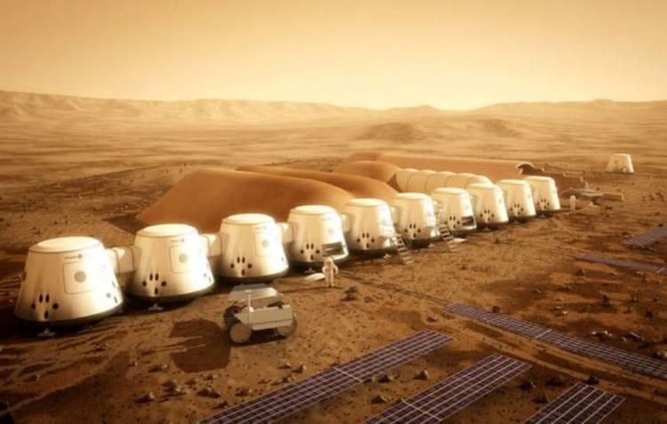No mês passado, Elon Musk revelou o objetivo de construir uma nave que é capaz de transportar até 100 pessoas para Marte.