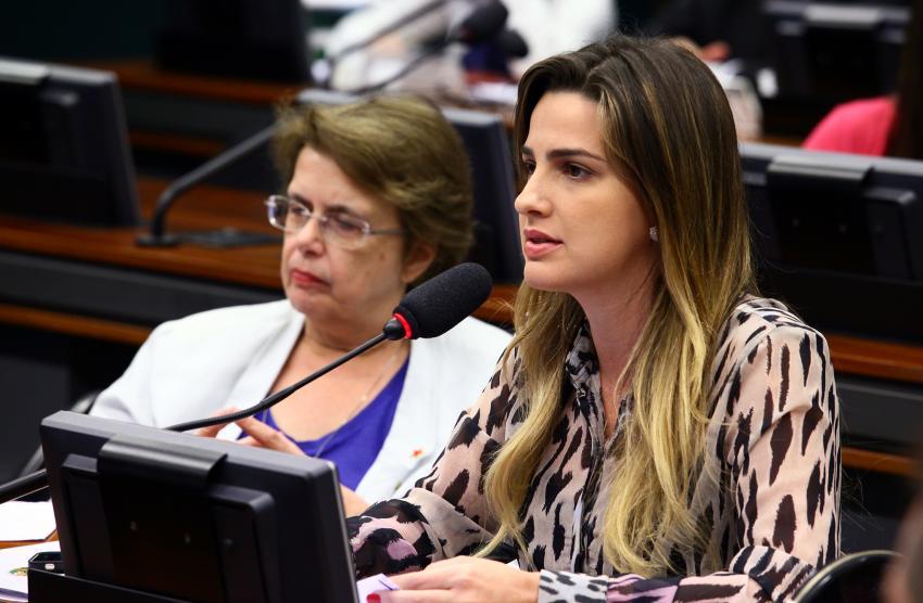 Dep. Clarissa Garotinho (PR-RJ).