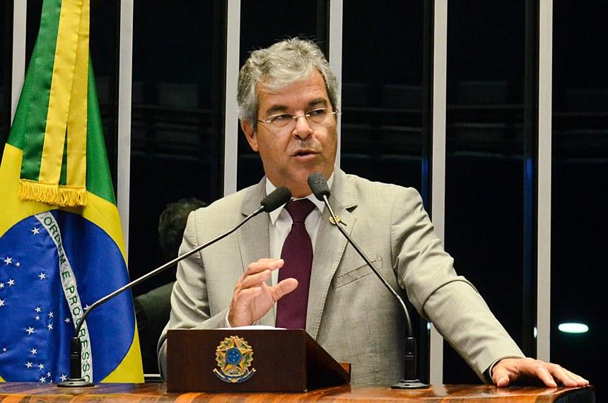 O senador Jorge Viana (PT-AC)