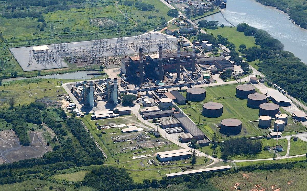 Termelétrica de Santa Cruz - RJ