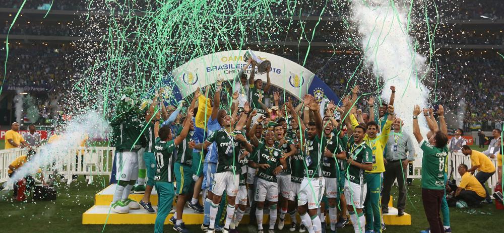 Palmeiras é Campeão