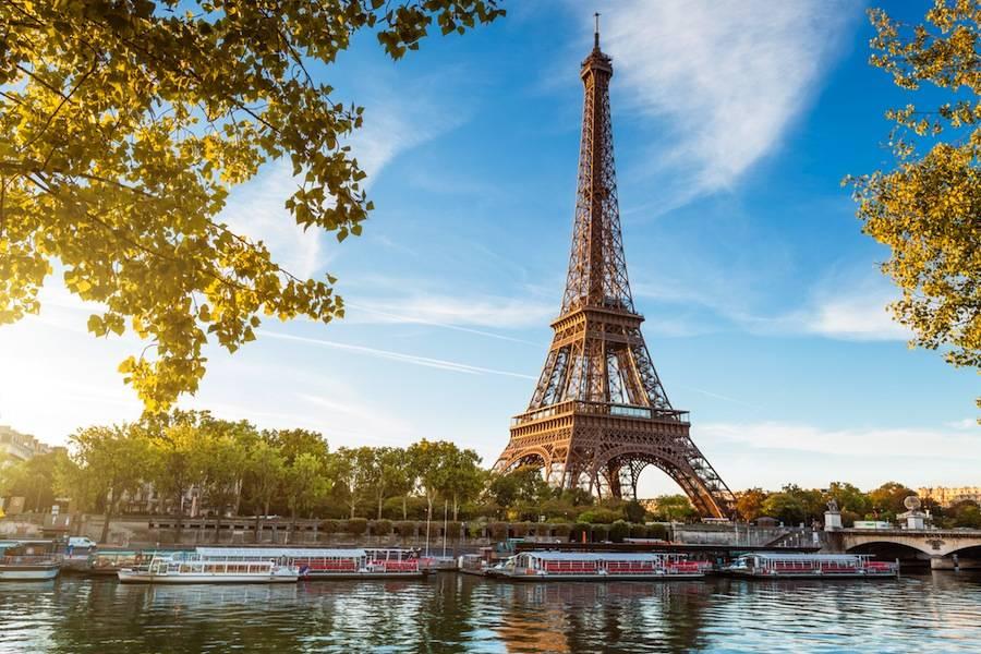 Torre Eiffel, Paris (Franca)