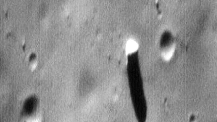 Cientistas não acreditam que monólito de Fobos esteja ligado a circunstâncias, digamos, estranhas