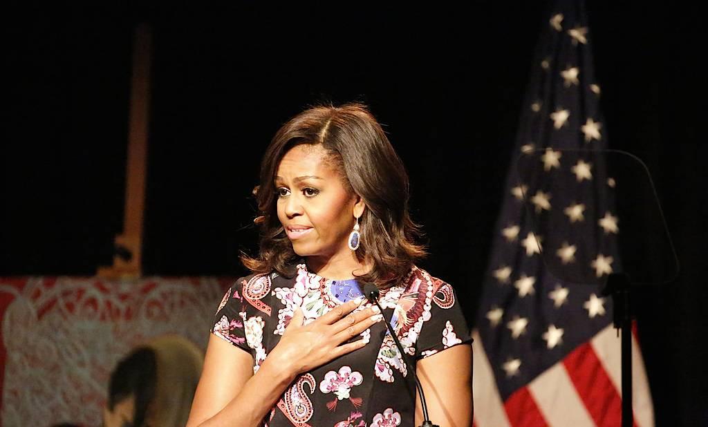 A primeira-dama dos Estados Unidos, Michelle Obama