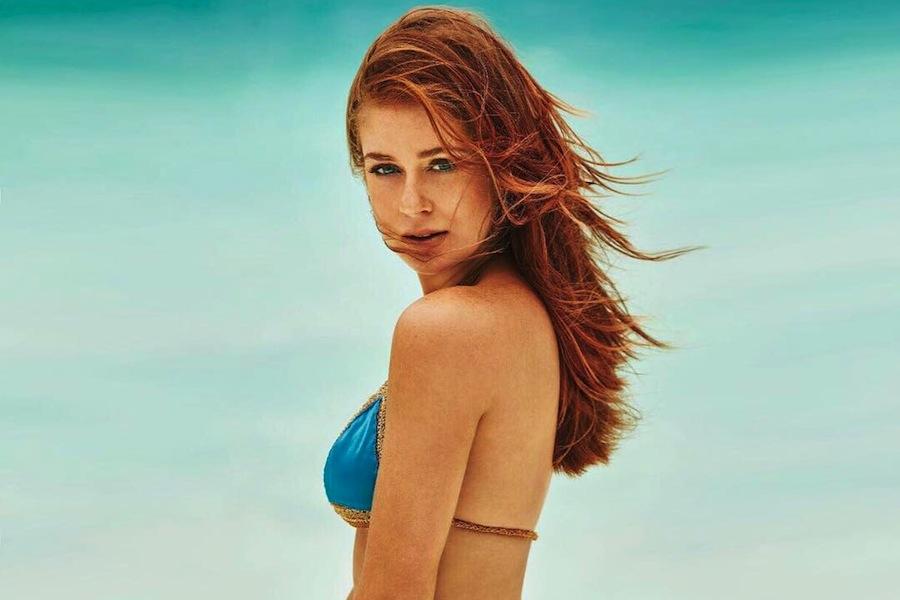 Marina Ruy Barbosa é a mulher mais sexy do ano