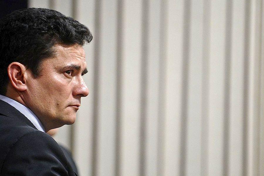 O juiz federal Sérgio Moro