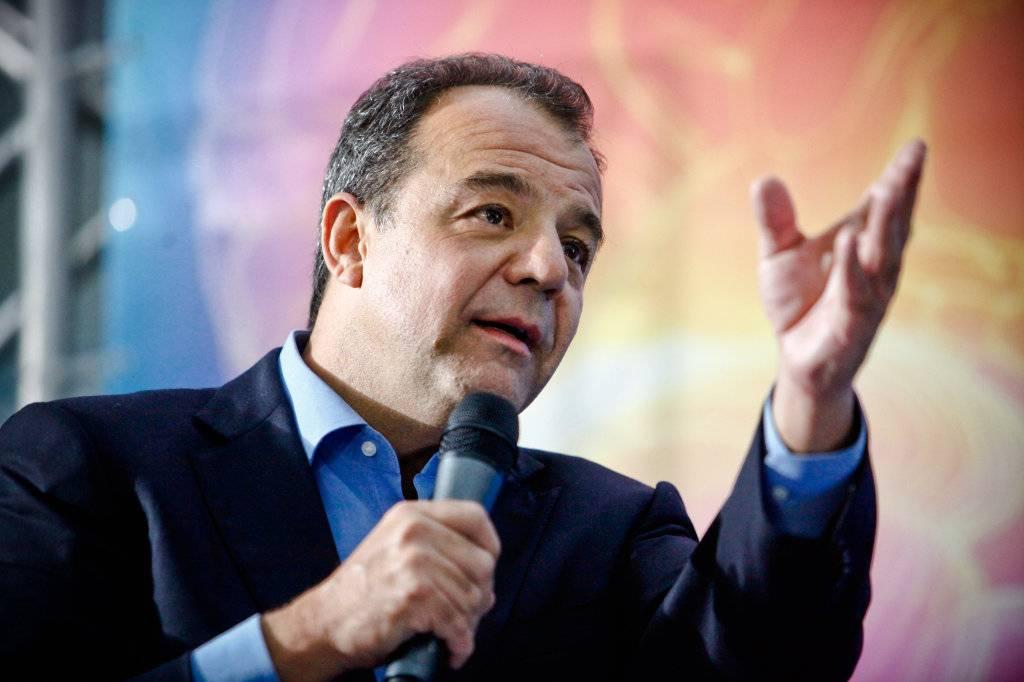 Ex-governador do Rio de Janeiro, Sérgio Cabral