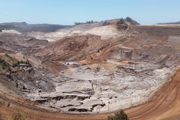 O rompimento da barragem do Fundão, que deixou 19 mortos, completou um ano no dia 5 de novembro