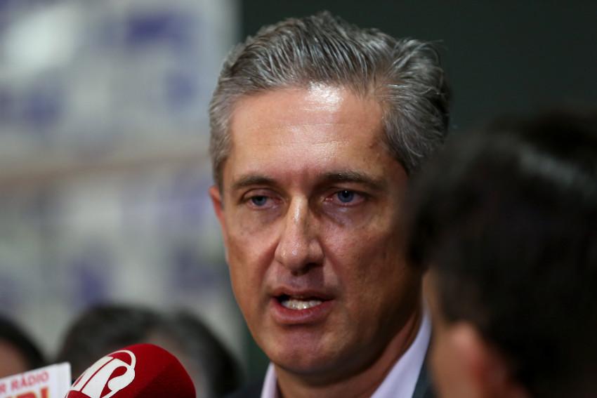 O líder do PSD na Câmara, deputado Rogério Rosso