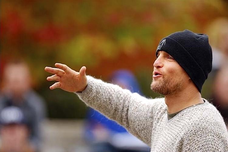 O ator e realizador Woody Harrelson