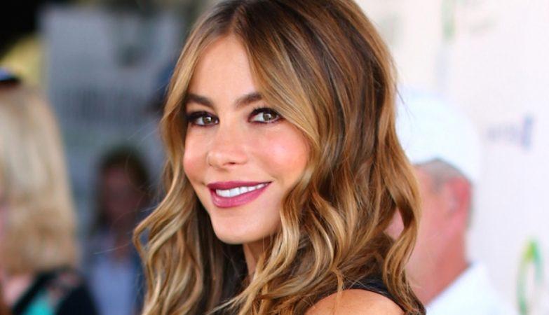 A atriz americana de origem colombiana Sofía Vergara