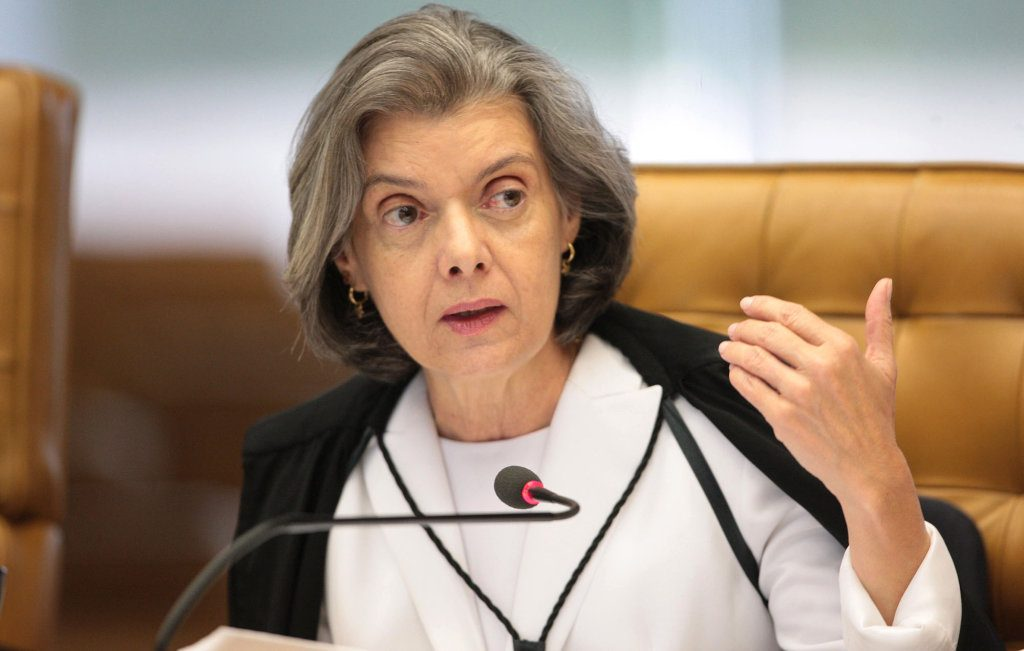 A presidente do Supremo Tribunal Federal (STF), Cármen Lúcia