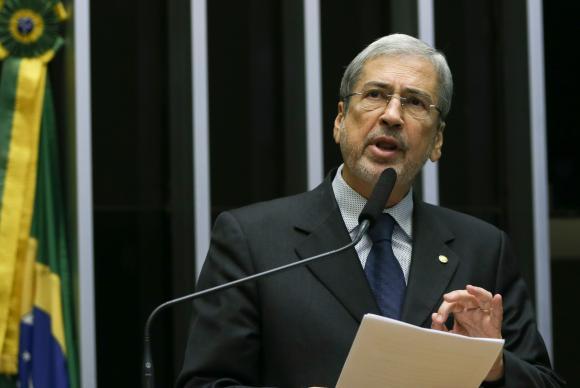 O deputado federal Antônio Imbassahy (BA), líder do PSDB