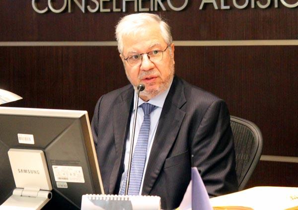 Presidente do Tribunal de Contas do Rio de Janeiro (TCE-RJ), Jonas Lopes