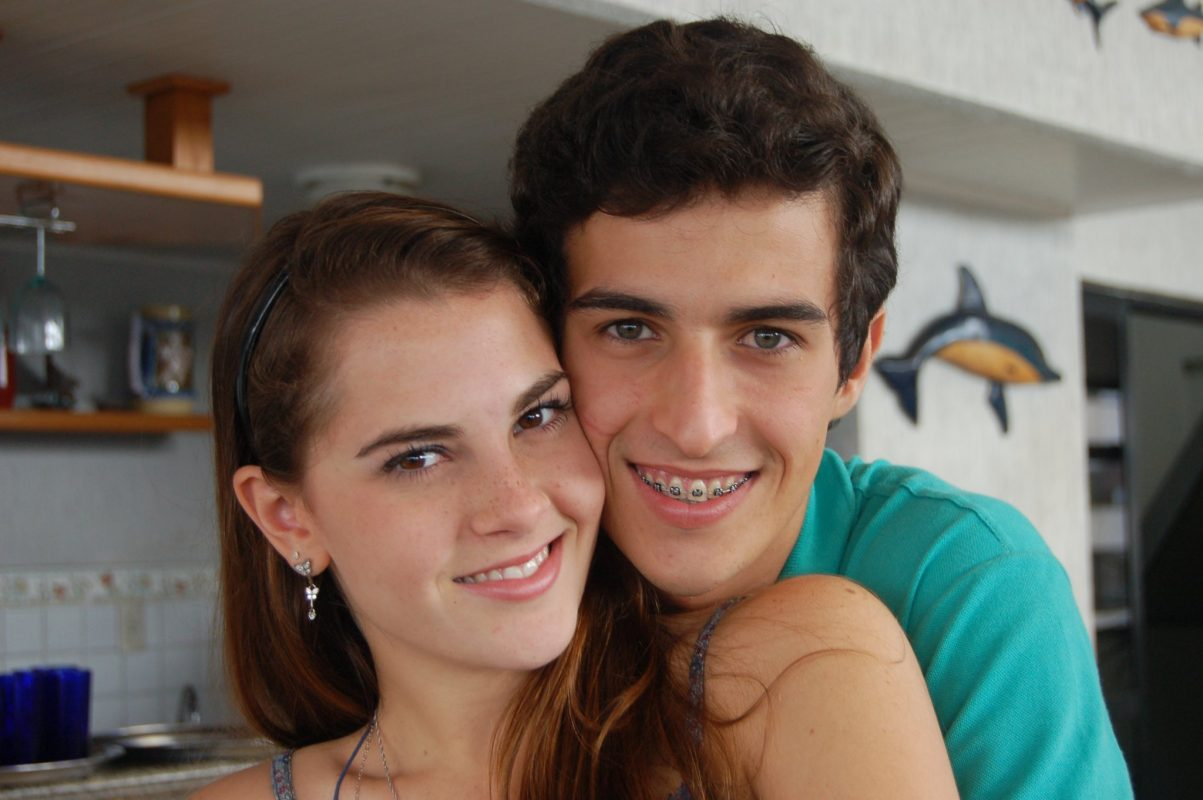 Geovana Colavolpe, 24 anos, é uma das pessoas na Bahia que apresentaram os sintomas da doença