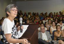 A cientista Cecilia Turchi