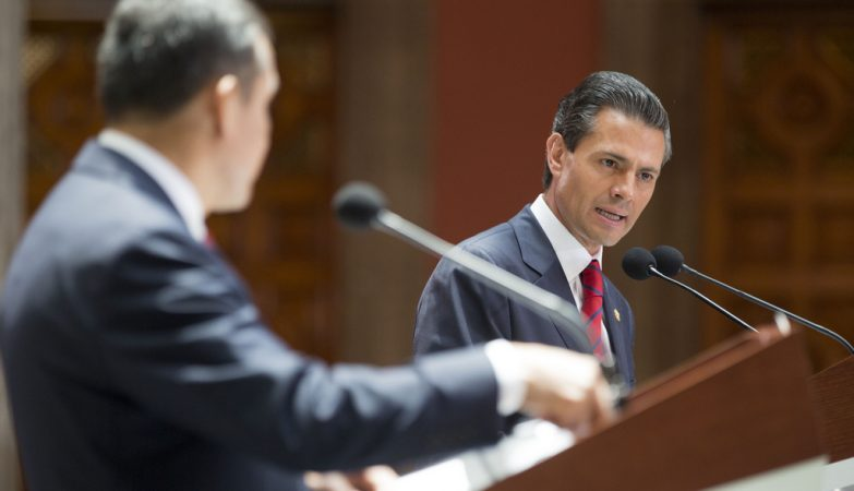 Enrique Peña Nieto, Presidente do México
