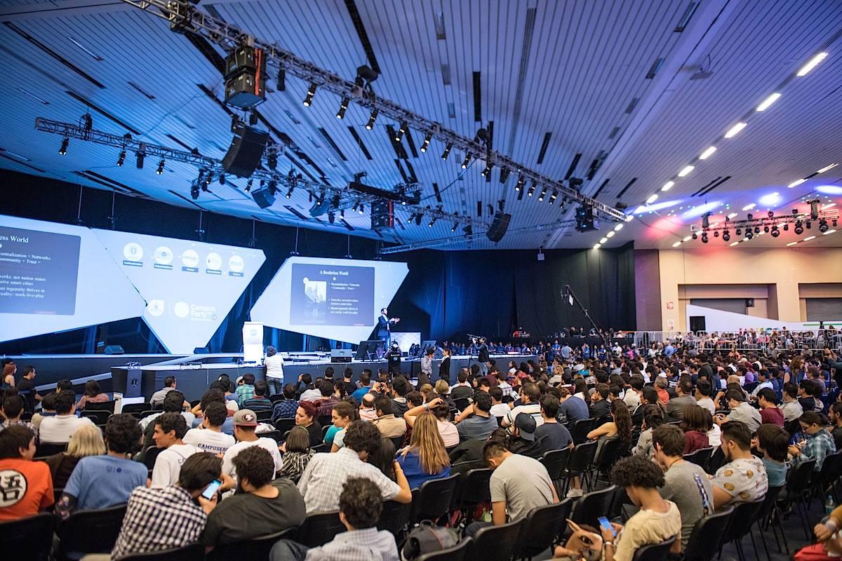 Campus Party Brasil 2017