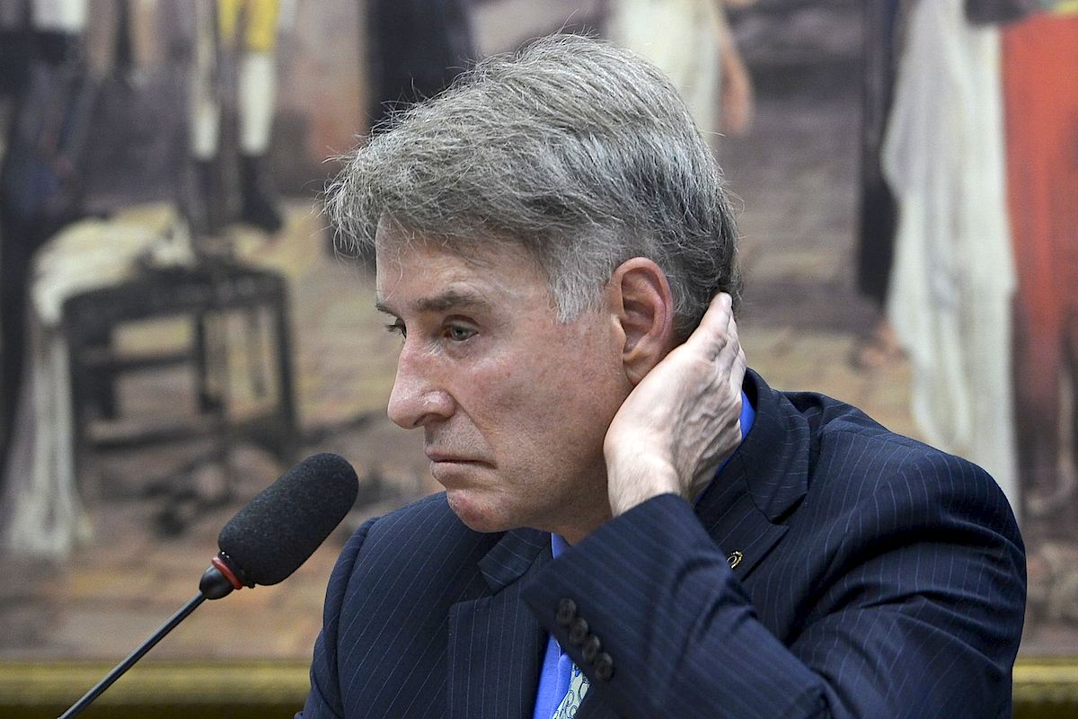 O empresário Eike Batista, fundador do Grupo EBX