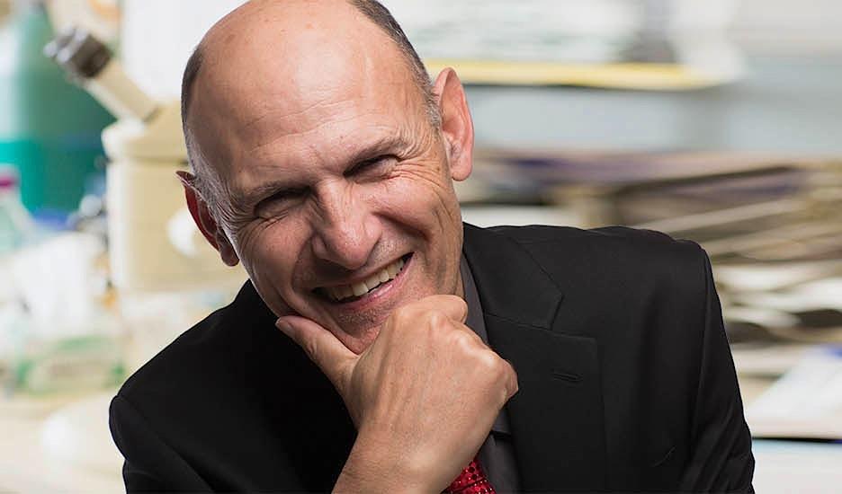 O pesquisador Juan Carlos Izpisua Belmonte