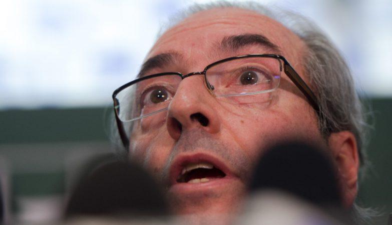 O ex-presidente da Câmara dos Deputados, Eduardo Cunha