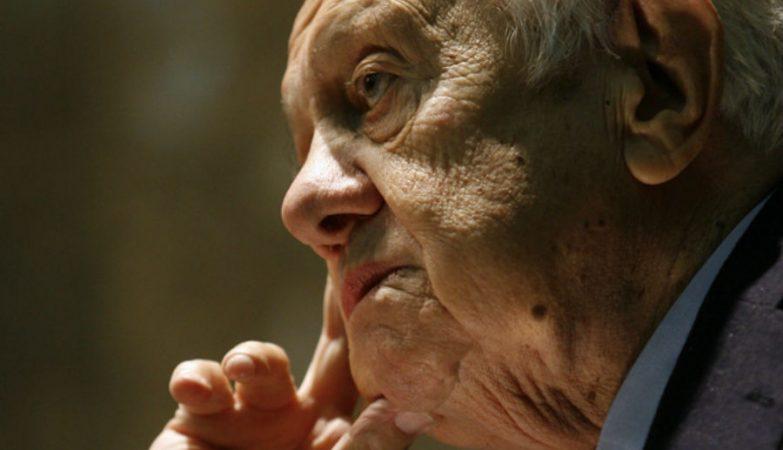 O ex-presidente de Portugal, Mário Soares