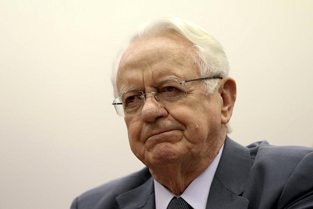 O ex-ministro do STF Carlos Velloso