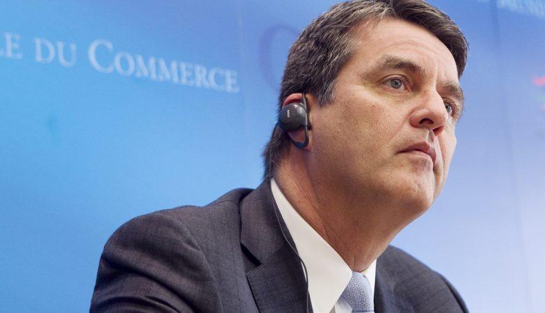 Roberto Azevêdo, diretor-geral da OMC