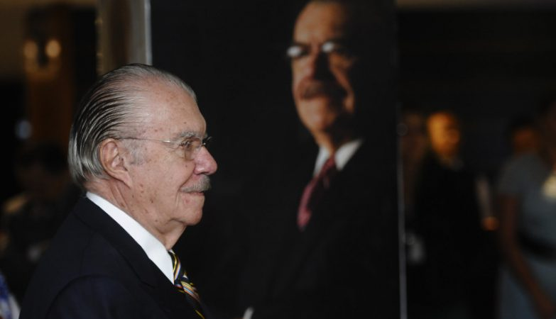 Senador José Sarney (PMDB-AP).