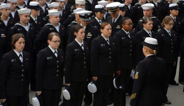 Mulheres da Marinha dos EUA