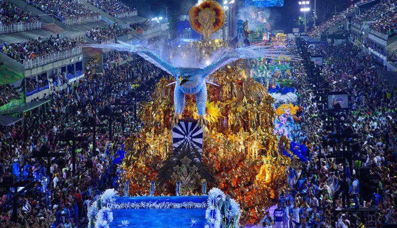 Rio de Janeiro, Carnaval 2017 - Portela
