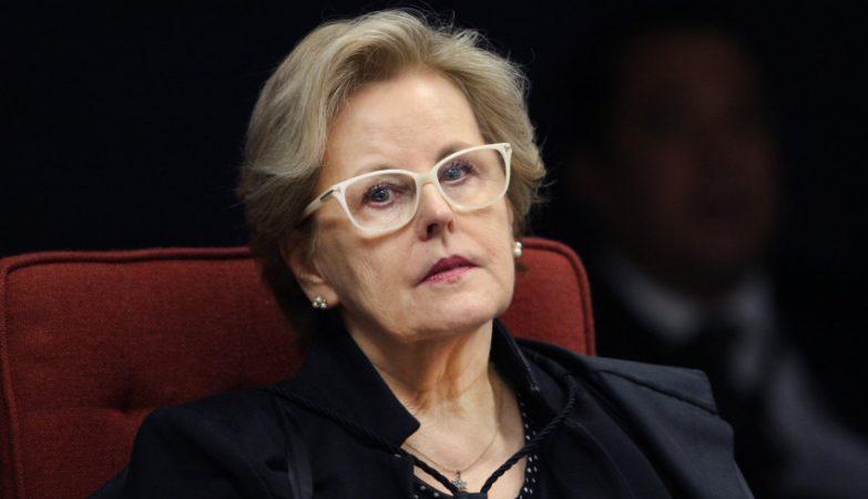 Ministra Rosa Weber do STF